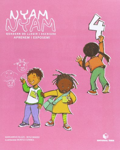 9788430700424: Nyam-nyam quadern 04