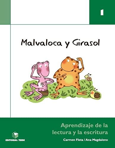 9788430702930: Malvaloca y Girasol. Cuaderno 1-9788430702930