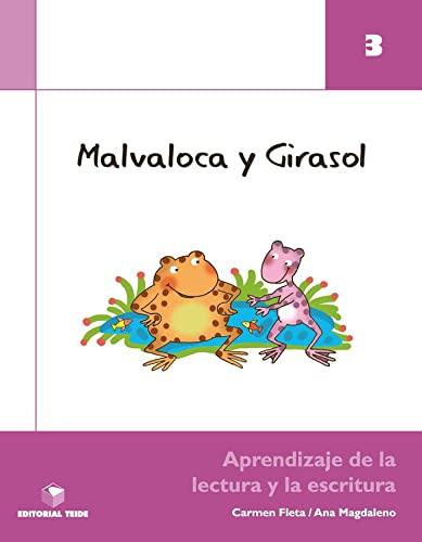 9788430702954: Malvaloca y Girasol. Cuaderno 3-9788430702954