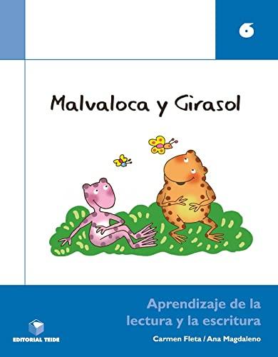 9788430702985: Malvaloca y girasol. Cuaderno 6