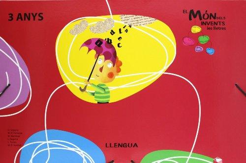 El mon de les lletres 3 anys: Segarra homar, lia;Segarra