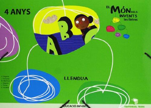 El mon de les lletres 4 anys: Segarra homar, lia;Segarra
