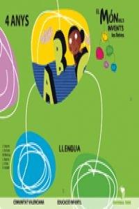 El mon les lletres 4 anys-val.: Segarra homar, lia;Segarra