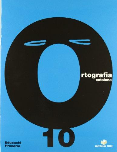 9788430708574: Ortografía Catalana. Quadern 10