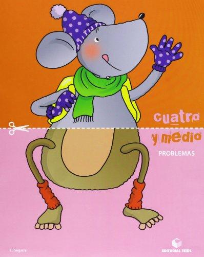 9788430709694: CUATRO Y MEDIO C. PROBLEMAS