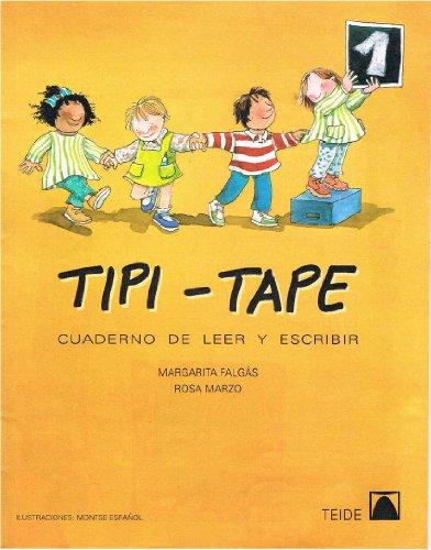 9788430711970: TIPI-TAPE CUADERNO LENGUA 01