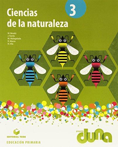Ciencias naturales 3ºprimaria. Duna: Vv.Aa