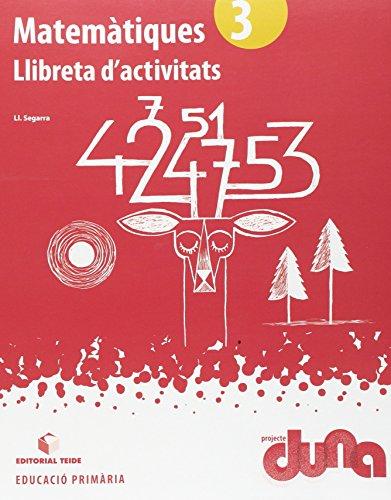 9788430717453: Matemàtiques 3r EPO - Projecte Duna (llibreta) - 9788430717453