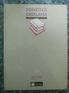 9788430732722: FONETICA CATALANA