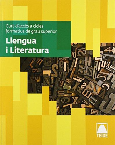 Llengua i literatura, curs d'accés a cicles