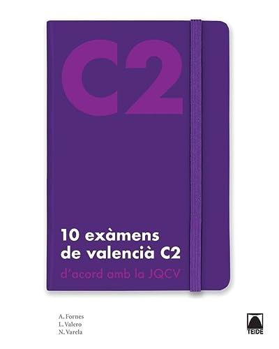 9788430734566: 10 exàmens de valencià C2