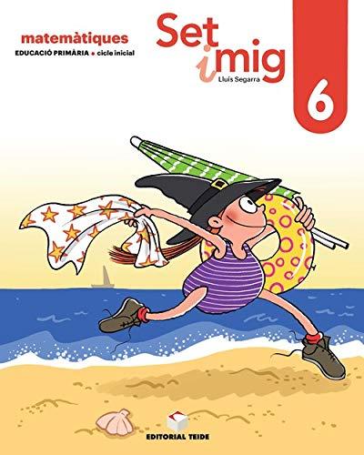 9788430740208: Set i mig. Quadern 06 (Ed. 2019)