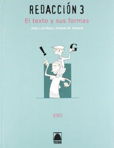 9788430742806: REDACCION 3 EL TEXTO Y SUS F.