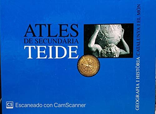 9788430744473: ATLES DE SECUNDARIA - CATALA - 9788430744473