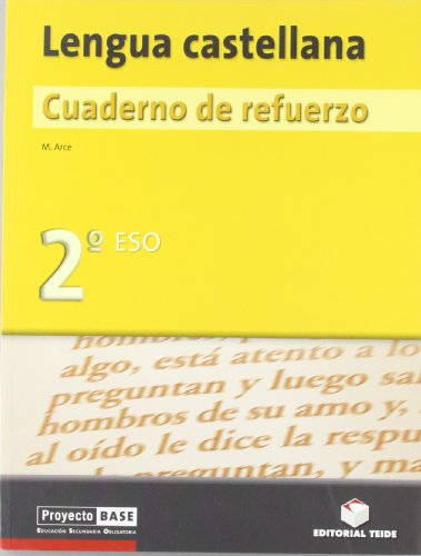 9788430749157: LENGUA CASTELLANA. CUAD. REFUERZO 2º BASE