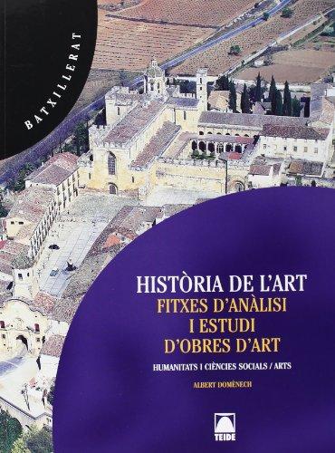 9788430751761: FITXES D'ANALISI D'OBRES. HISTORIA DE L'ART BTX