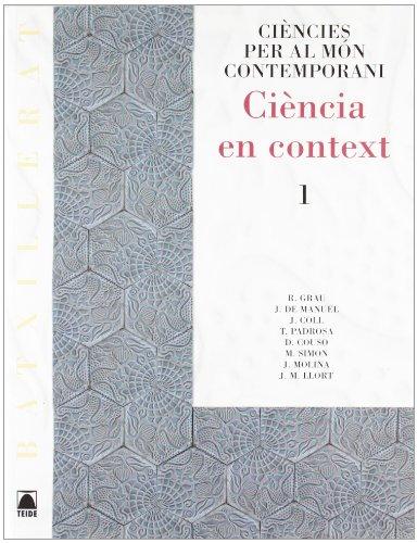 9788430752461: Ciències per al món contemporani. Batxillerat - ed. 2008 - Casos i fets