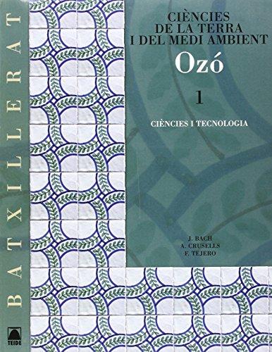 9788430752553: OZO CIENCIES DE LA TERRA 1 BTX