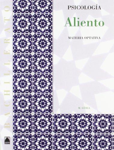 9788430753239: Aliento. Psicología. Bachillerato - ed. 2010 - 9788430753239