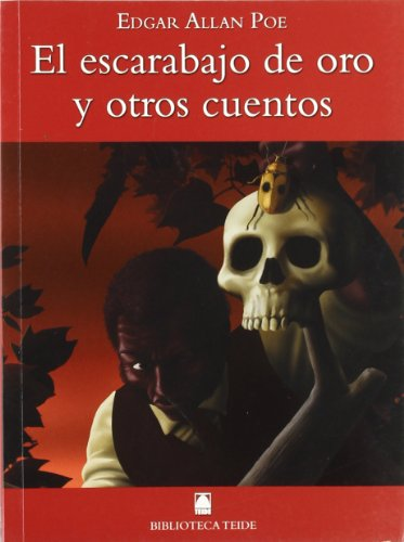 9788430760503: Biblioteca Teide 020 - El escarabajo de oro y otros cuentos -Edgar Allan Poe- - 9788430760503