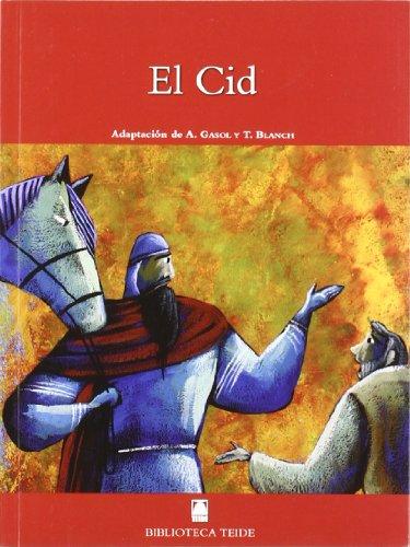 9788430760763: Biblioteca Teide 028 - El Cid: Adaptación del Poema de mio Cid - 9788430760763