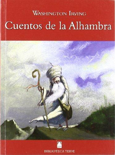 9788430760992: Biblioteca Teide 043 - Cuentos de la Alhambra -Washington Irving- - 9788430760992