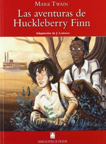 9788430761265: Biblioteca Teide 055 - Huckleberry Finn -Mark Twain CAST