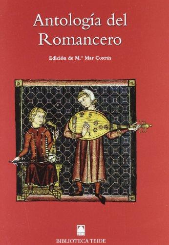 9788430761401: Biblioteca Teide 061 - Antología del romancero - 9788430761401
