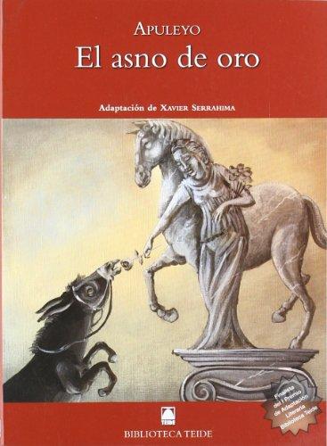 9788430761487: Biblioteca Teide 066 - El asno de oro - Apuleyo - 9788430761487