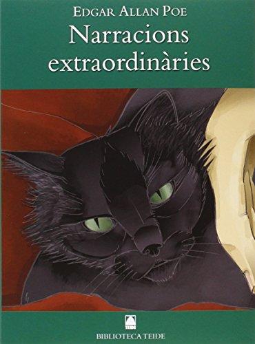 9788430762200: Biblioteca Teide 011 - Narracions extraordinàries -E. A. Poe- - 9788430762200