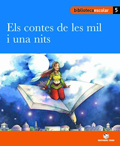 Biblioteca escolar 05 - Els contes de: Editorial Teide SA