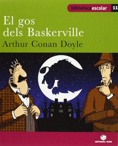 9788430763207: Biblioteca Escolar 11 - El gos dels Baskerville