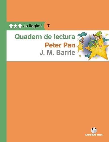 9788430764334: Quadern de lectura. Peter Pan. Ja llegim! 07 - 9788430764334