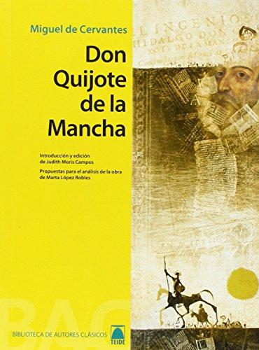 9788430768585: Biblioteca de autores clásicos 05 - Don Quijote de la Mancha -Miguel de Cervantes- - 9788430768585