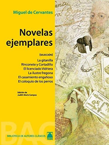 9788430768608: Novelas ejemplares - Colección Biblioteca de Autores Clásicos. Bachillerato