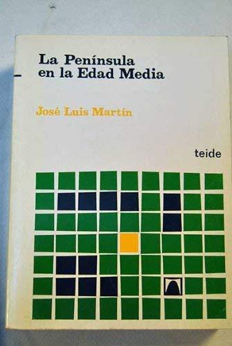 9788430773466: LA PENINSULA EN LA EDAD MEDIA (Obras básicas de formación cultural)
