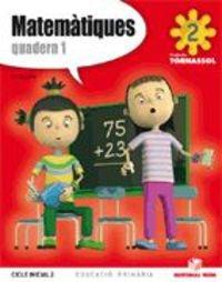 9788430775033: Projecte Tornassol, matemàtiques, 2 Educació Primària, cicle inicial