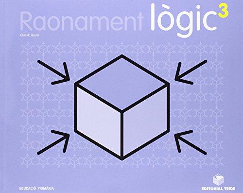 9788430777860: Raonament lògic. Quadern 3 - Cicle mitjà - 9788430777860