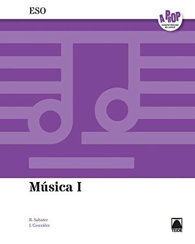 9788430778072: Música I ESO. A prop (ed. 2019)