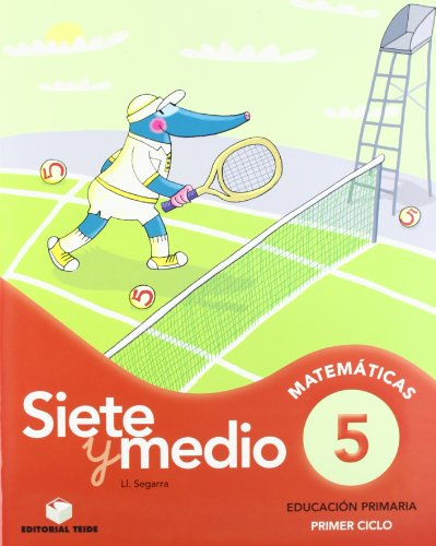 9788430778331: Siete y medio 5 - ed. 2010