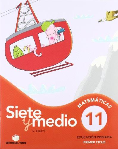 9788430778393: Siete y medio 11 - 9788430778393