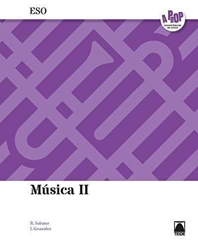 9788430778416: Música II ESO. A prop (CAT)