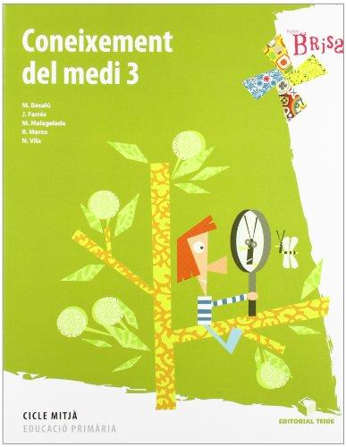 9788430779222: Projecte Brisa, coneixement del medi, 3 Educació Primària, cicle mitjà