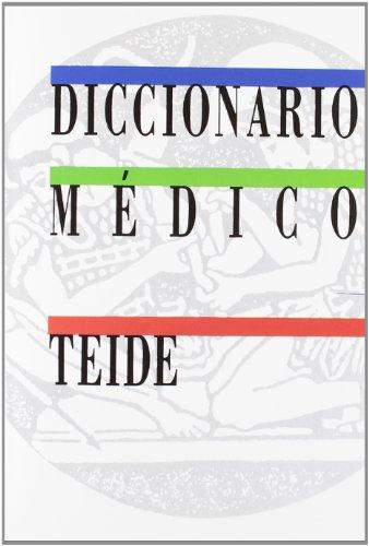 9788430780167: Diccionario médico Teide