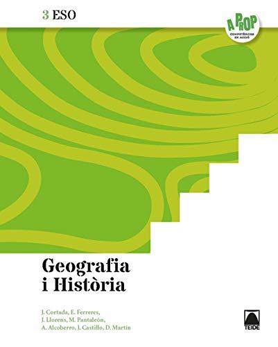 9788430783342: Geografia i Història 3 ESO - A prop