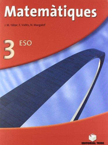 9788430785193: Matematiques 3 Eso - 9788430785193