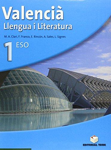 9788430785216: Llengua/Lit. 1 Eso - Valencia - 9788430785216