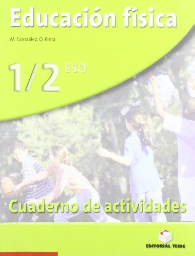 9788430785353: Educación física, 1 y 2 ESO. Cuaderno de actividades - 9788430785353