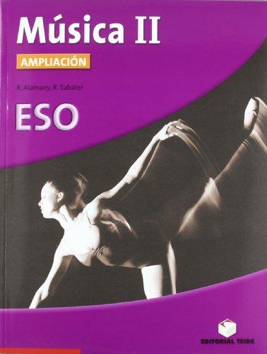 9788430786022: Música II / 3 ESO - MEC - 2007