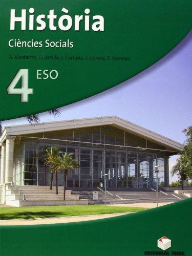 9788430786626: Historia 4 Eso - Catala - 9788430786626